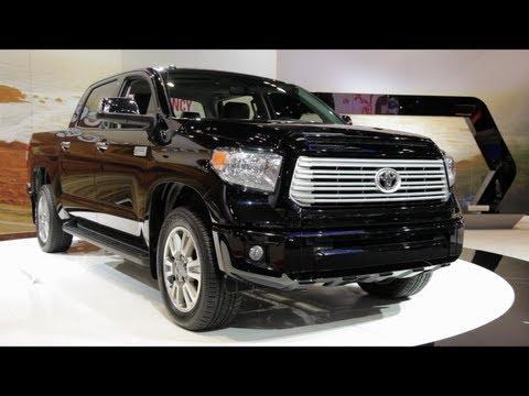 2014 Toyota Tundra - 2013 Chicago Auto Show