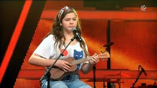 Cora || Cyndi Lauper - Girls Just Want To Have Fun || The Voice Kids 2019 (Germany)
