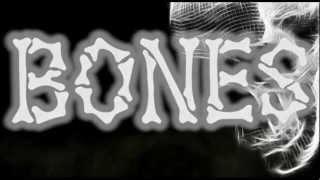 [HD] 'Bones' by Young Guns - Lyric Video [by BW]