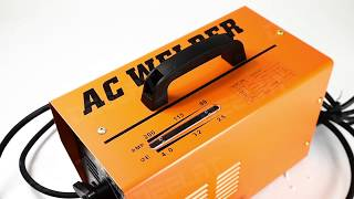 200 Amp AC ARC Welder - 80-200A Range