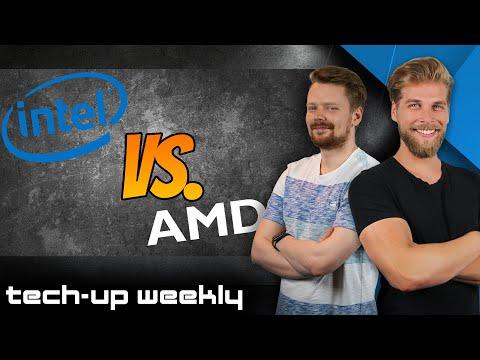 "AMD tut Intel weh   K2-18b: Forscher entdecken ""zweite Erde"" - Tech-up Weekly #167"