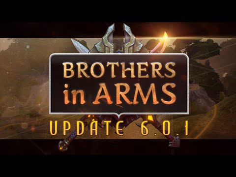 "6.0.1 ""Brothers in Arms"" Trailer"