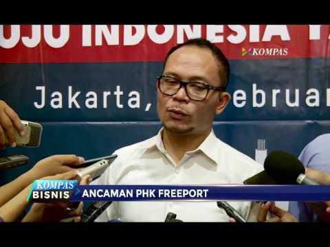 "Jangan ""Suka-suka"" PHK Karyawan Freeport"