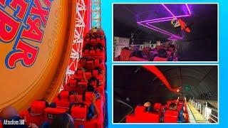 [4K] Incredibles Coaster  - GoPro 7 Hypersmooth Test - Disneyland Resort
