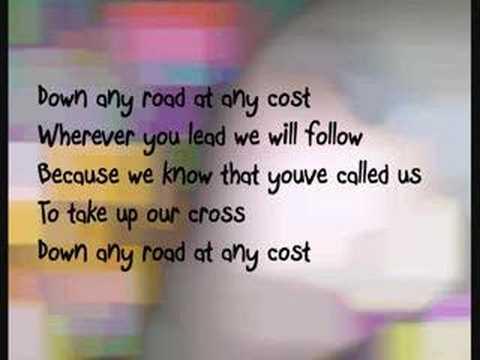 Música Any Road, Any Cost