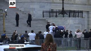Family travels to honor Rep. John Lewis in person
