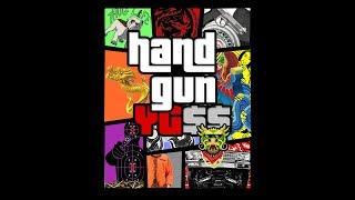 YG   Handgun Ft. A$AP Rocky  (Lyric Video)