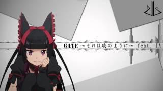 GATE: Sore Wa Akatsuki No You Ni feat. IA ROCKS [ dj-Jo Remix ] Full Version