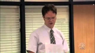 The Office Funniest Scenes   Season 1