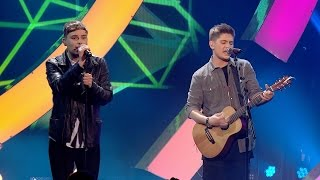 Eurovision 2016 UK Entry: Joe and Jake 'You're Not Alone' - Eurovision: You Decide - BBC Four