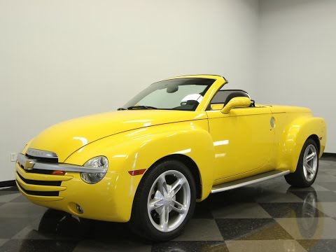 2004 Chevrolet SSR for Sale - CC-985171