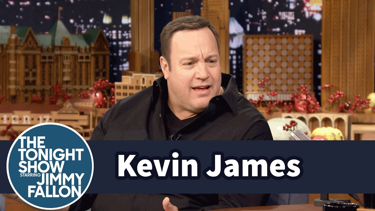 Kevin James Likes His Thanksgiving Meal Classic and from a Box thumbnail