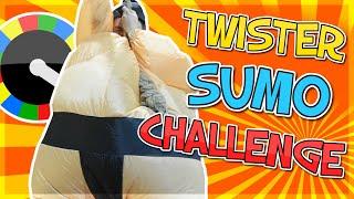 🌏 TWISTER SUMO CHALLENGE ! 🌏