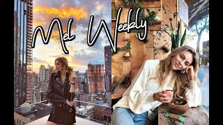 NEW CAR! + a trip to NYC | MEL WEEKLY #71