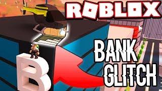 Glitch That Will Change Roblox Jailbreak Forever Jailbreak Hack - Secret Bank Entry Glitch New Roblox Jailbreak