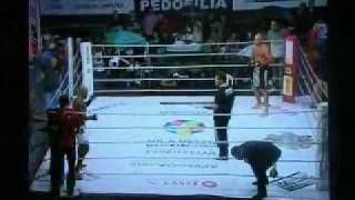 Jungle Fight Vila Velha 1