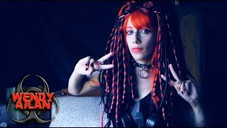 Cybergoth Makeup! (By Wendy Ailan)