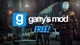 How To Download Garry's Mod For Free 2018!