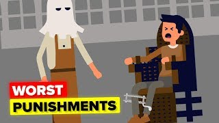 Most Horrifying Punishments in the History of Mankind