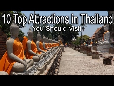 Video 10 Top Attractions in Thailand You Should Visit