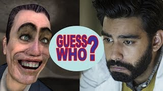 IMMIGRANTS VS AMERICANS - Gmod Guess Who Gameplay