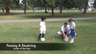 6 years old soccer practice