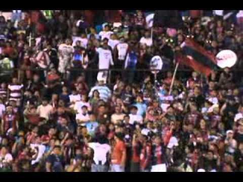 """""""HOY HAY QUE GANAR AZULGRANAS ,LIGUILLA 2011 ALIENTO CANCUN 1"""" Barra: La Tito Tepito • Club: Atlante"""