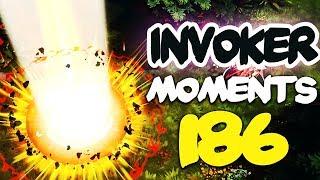 Dota 2 Invoker Moments Ep. 186