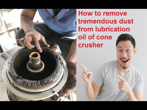 Centrifugal Oil Cleaner