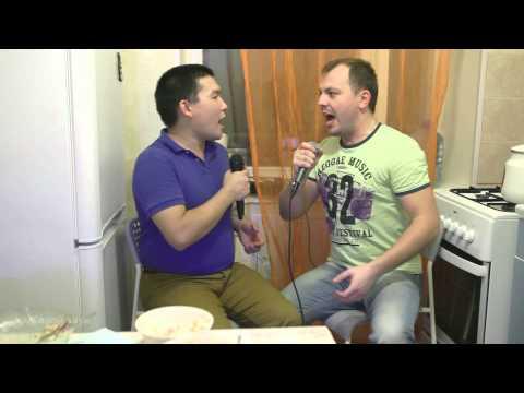 """""""Черный ворон"""" - Я. Сумишевский и Е. Турлубеков"""