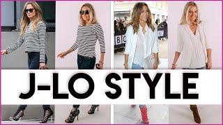 How To Dress Like Jennifer Lopez (Fashion Over 40, Over 50)