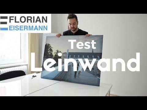 Leinwand Test - meinfoto de - Gratis Leinwand für dich und 50€ Gewinnspiel