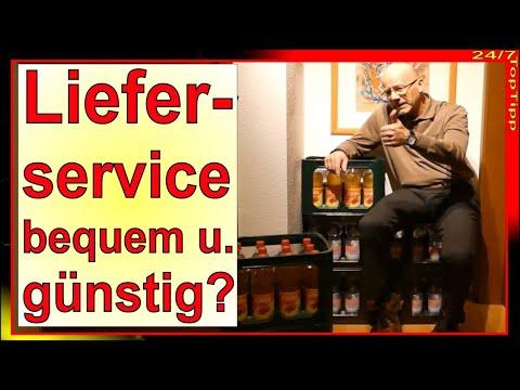 Nie mehr schwer schleppen - flaschenpost.de - Getränke Lieferservice - schnell zuverlässig günstig