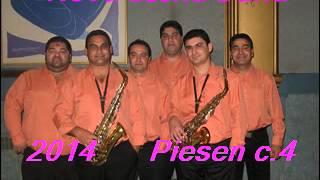 Nova Lesna Band 2014 Stebou