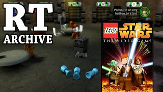 RTGame Archive:  LEGO Star Wars: The Complete Saga [PART 2]