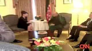 Sara Palin speed dating the world leaders Video