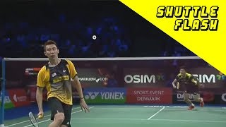 Lee Chong Wei rallies that keep me Alive