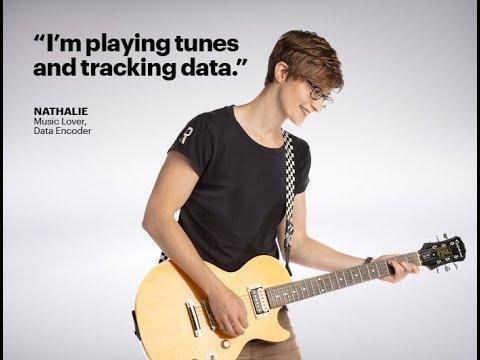 Nathalie: Music Lover, Data Decoder