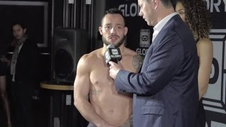 GLORY 37: SuperFight Series Weigh-in
