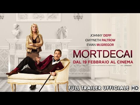 Mortdecai – Full Trailer Italiano