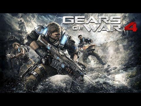 Gameplay de Gears of War 4