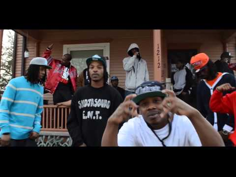"B.C. ft .(Soldja Squad) O.C. K2 L.A.2 States & Squad Dolla ""Dat Coupe"" Official Music Video"