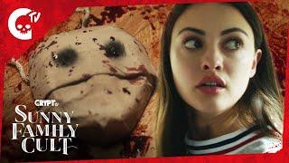 "SUNNY FAMILY CULT   ""Urban Legends""   S2E6   Scary Short Horror Film   Crypt TV"