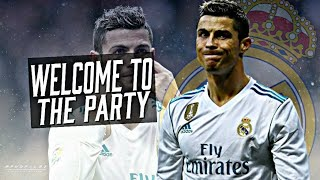 Cristiano Ronaldo 2018 - Diplo & Lil Pump Welcome to the Party • Crazy Skills & Goals 2018 - HD