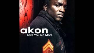 Akon - Love You No More(HD)