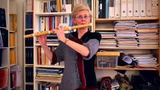 Gambar cover How to make a beautiful sound on the baroque flute; Kate Clark