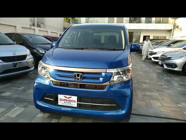 Honda N Wgn C 2017 for Sale in Lahore