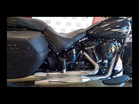 2019 Harley-Davidson Softail Heritage Classic 107