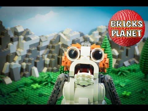 Vidéo LEGO Star Wars 75230 : Porg