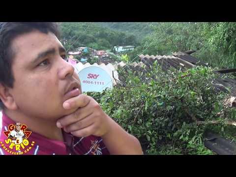 Morador não acredita mais em ajuda da Pessoas de Juquitiba , Sequela de quem vive na Favela